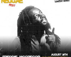 Portland Maine Reggae Fest featuring Mighty Mystic, Freddie McGregor, John Brown's Body & More 8/10/14