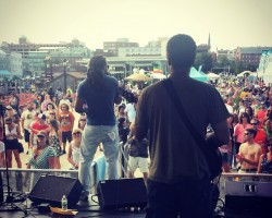 Great vibes at the first annual Portland Reggae Fest