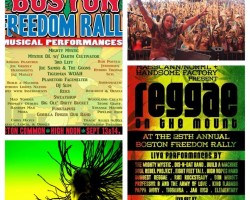 "Mighty Mystic to headline ""Reggae on the Mount"" at Boston Freedom Rally Sept 13th & Main Stage Sept 14th"