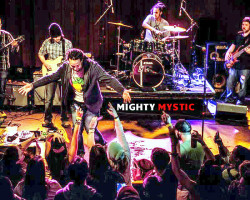 Watch the full length video of Mighty Mystic's performance at the legendary Paradise Rock Club