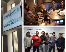 Mighty Mystic to appear on Sirius XM (The Joint 42) on Feb 28th