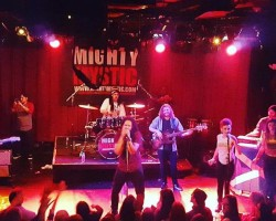Mighty Mystic brings the house down at Paradise Rock Club