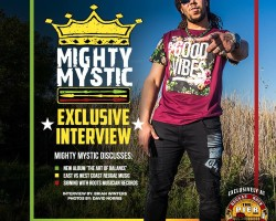 Mighty Mystic Exclusive Interview with The Pier.Org Discussion: American Reggae VS Jamaican Reggae