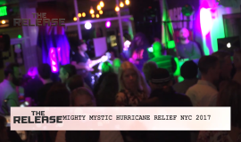 Anguilla Hurricane Irma Relief concert in NY