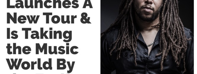 """LA Story:  """"Reggae Star Mighty Mystic Launches a New Tour…"""
